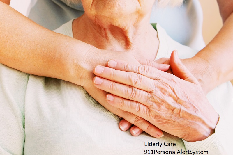 Elderly Care Medical Alert System